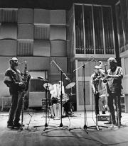 Bernt Rosengrens kvartett, Radiohuset, Stockholm 1970