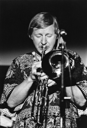 Lars Lystedt, Umeå Jazzfestival, oktober 1976