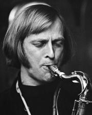 Nisse Sandström, Stockholm, 1970