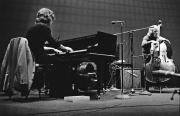 Robert Malmberg och Red Mitchell, Stockholm, 1972