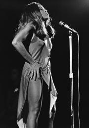 Tina Turner, Stockholm, 1972