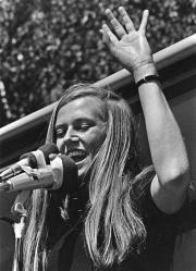 Woking Big Band och Irene Sjögren, Emmaboda, sommaren 1971