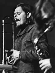Eje Thelin, Gröna Lunds Jazzfestival, april 1970