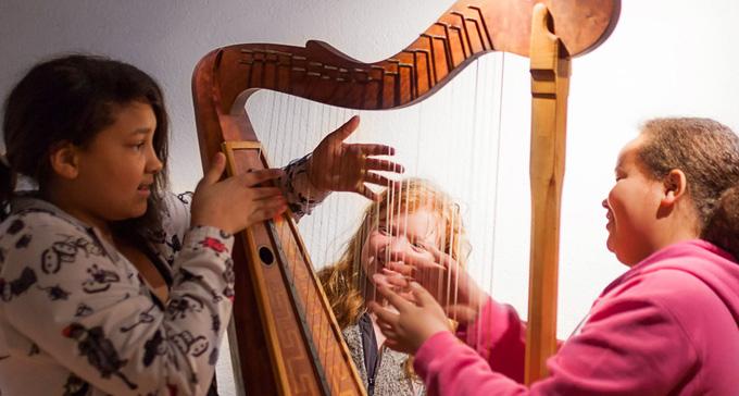 Musikverket bjuder in till samråd om musikprojekt för barn och unga. Foto: Miki Anagrius
