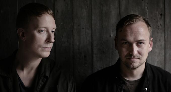Andreas Tilliander och Stefan Thor i Kondens. Foto: 555design
