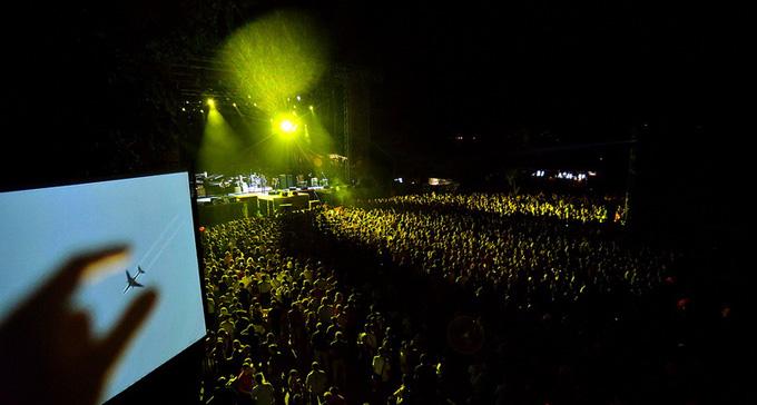 Stärker svensk musik utomlands. Foto: Exit Festival/Flickr (CC)