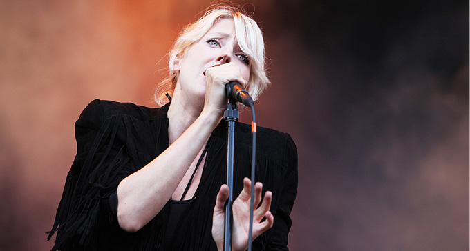 Veronica Maggio toppade listan på Spotify i Sverige 2011. Foto: NRK P3/Flickr (CC)