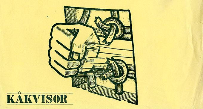 Blind-, fängelse- och strejkvisor studeras i nytt forskningsprojekt.