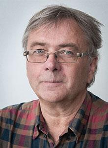 Dan Lundberg. Foto: Eric Hammarström