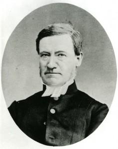 Porträttbild av Levin Christian Wiede (1804–1882)