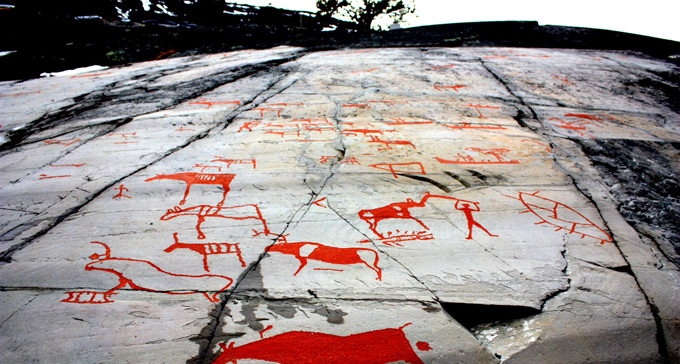 Projektet involverar hela Sápmi. Foto: Daisy.Chain/Flickr (CC)