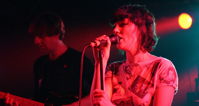 Bandet The Long Blondes. Foto: Christoph! (CC/Flickr)