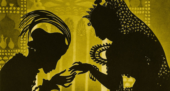 Dungen kommer att framföra musik till filmen The Adventures of Prince Achmed vid Cinematekets serie med stumfilmskonserter, Sounds of Silence. Foto: Cinemateket