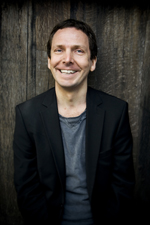 Jesper Nordin. Foto: Freddie Sandström