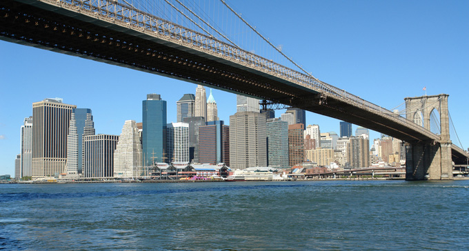 Brooklyn Bridge i New York. Foto: MD111/Flickr (CC)