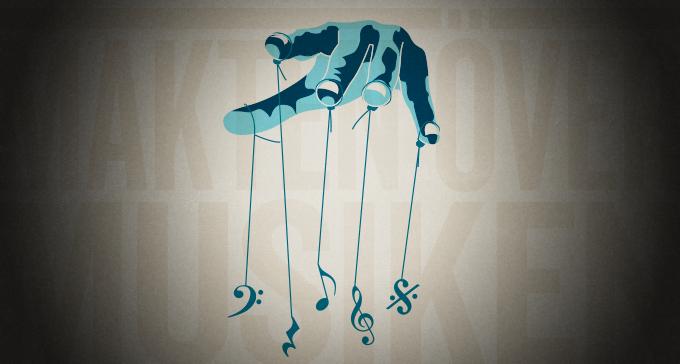 Makten över musiken.