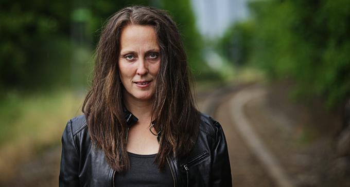 Tonsättaren Malin Hülphers