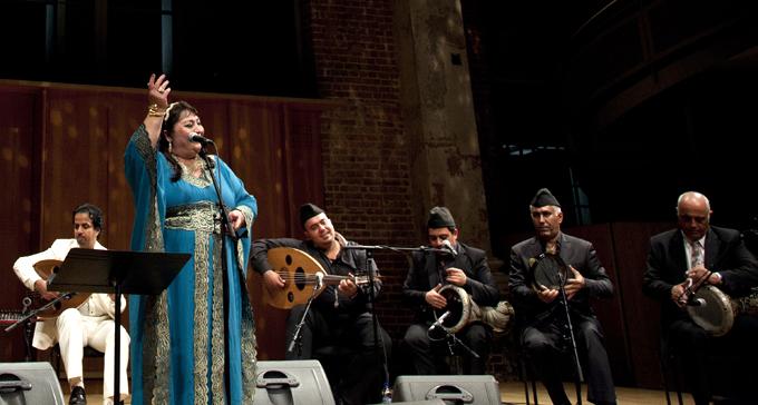 Sångerskan Farida Mohammad Ali kommer till Sverige.
