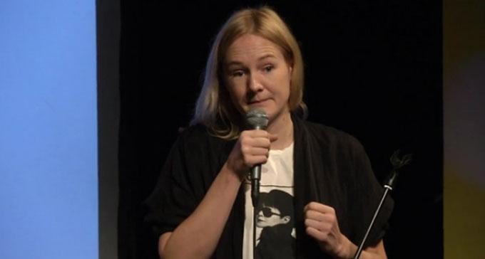 Öppningsanförande av Lina Thomsgård