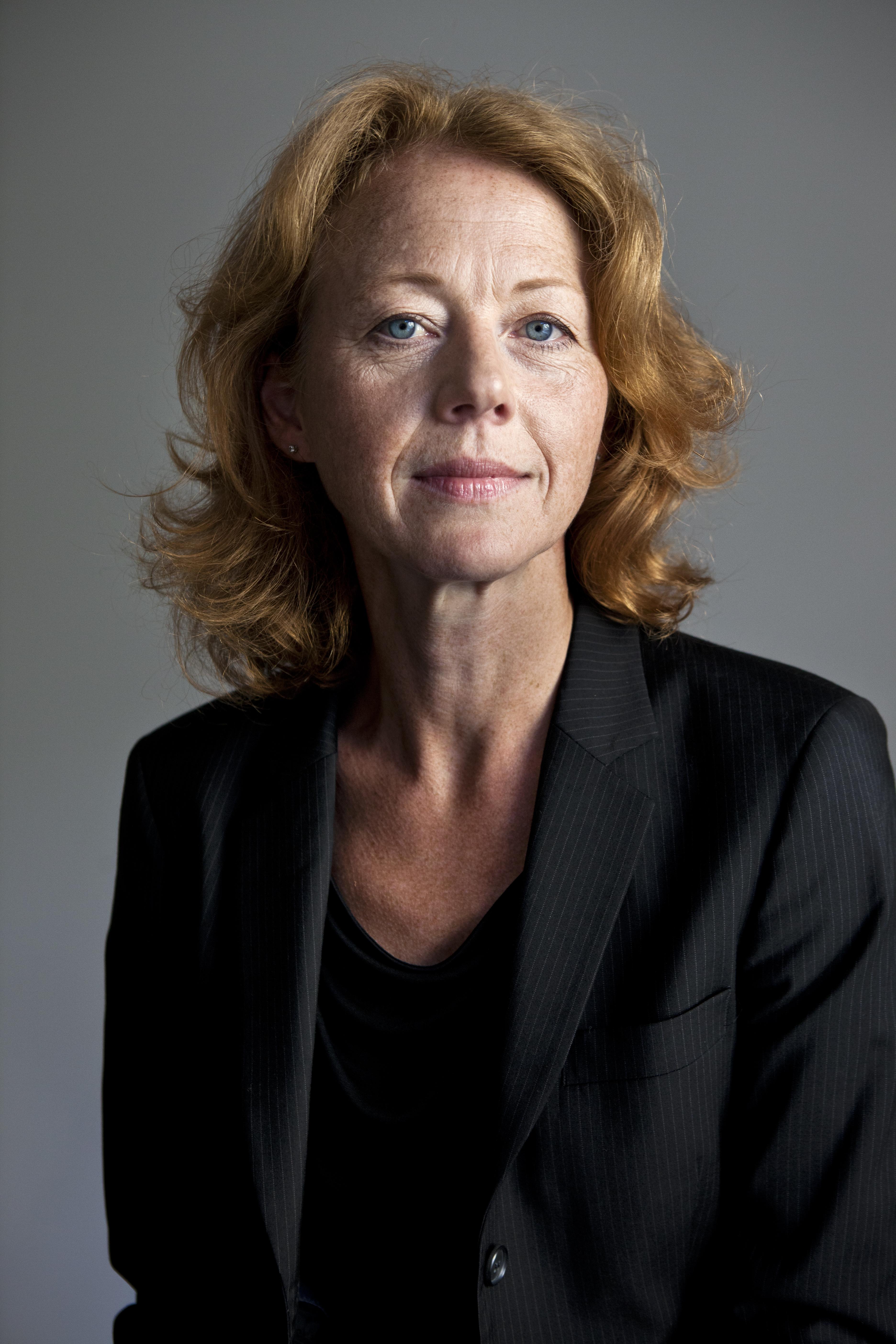 Stina Westerberg. Foto: Stefan Segolson
