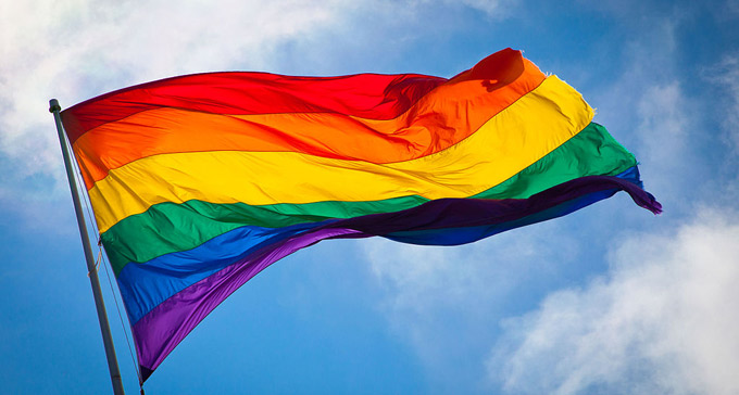 Regnbågsflagga. Foto: Benson Kua/Wikimedia Commons (CC)