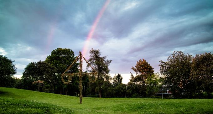 Midsommarfirande är en del av vårt immateriella kulturarv. Foto: Ulf Bodin/Flickr (CC)