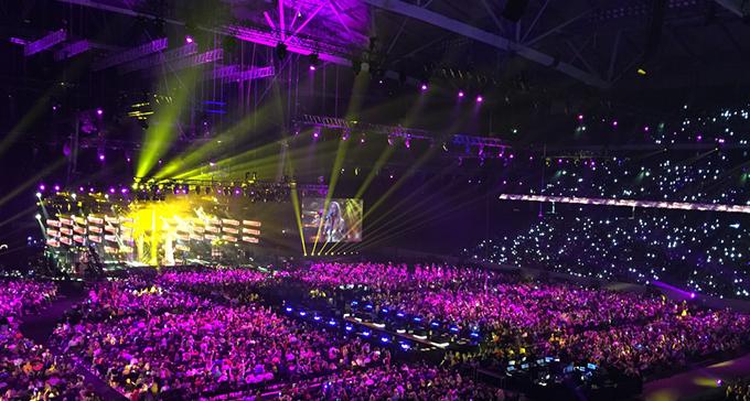 I år går Eurovision Song Contest i Sverige.