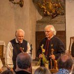 Lyssna på hela mästerspelmanskonserten från S:t Jacobs kyrka. Foto: Torbjörn Ivarsson/Sveriges Radio