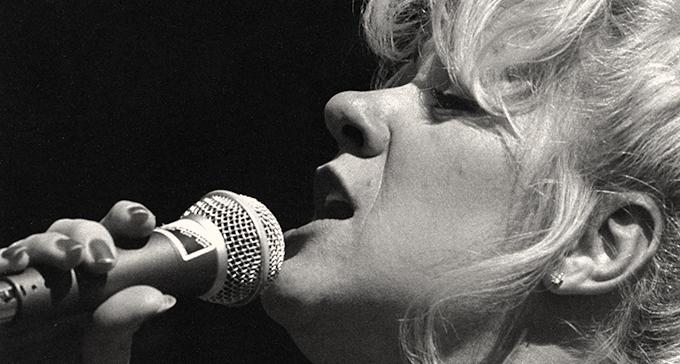 Monica Borrfors. Foto: Christer Landergren