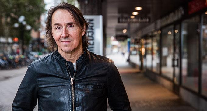 Lennart Strömbäck är ny ordförande för Musikverkets konstnärliga råd.