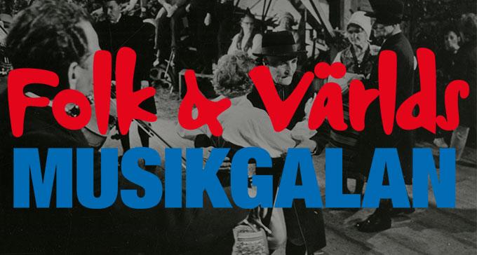 Folk- och världsmusikgalan går av stapeln i Helsingborg i helgen.
