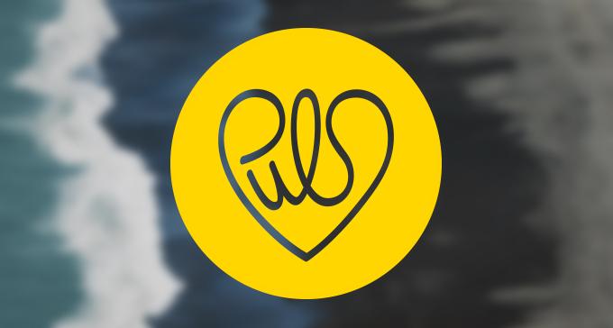 Bild på tidskriften Puls logotype.