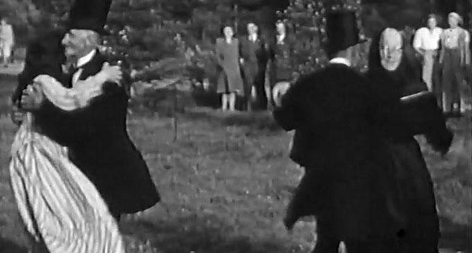 Nu kan du lättare ta del av Svenskt visarkivs dokumentationsfilmer av dans.