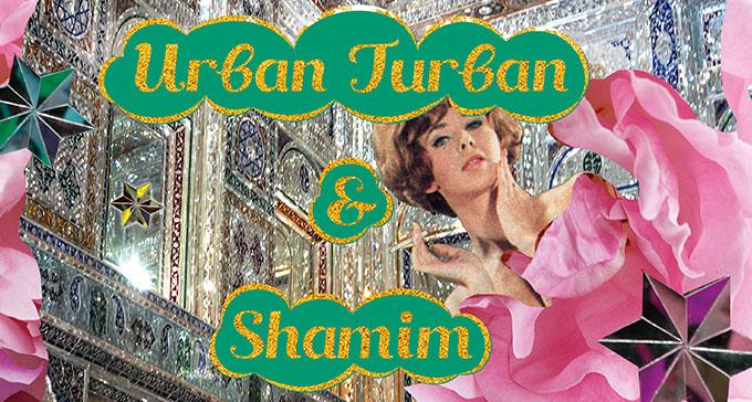 Urban Turban och Shamim Naghedi släpper albumet Paradis på Caprice Records.