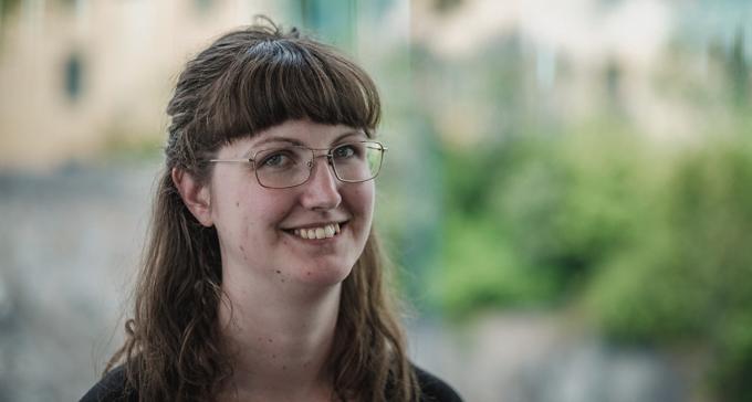 Marie Hedbom. Foto: Jonas André