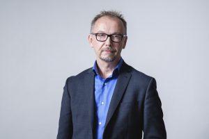 Gerhard Kunosson. Foto: Jonas André