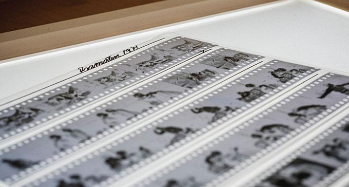 Massor av kunskap och fritt material från Musikverket finns nu på Wikipedia och Wikimedia. Foto: Musikverket/Jonas André
