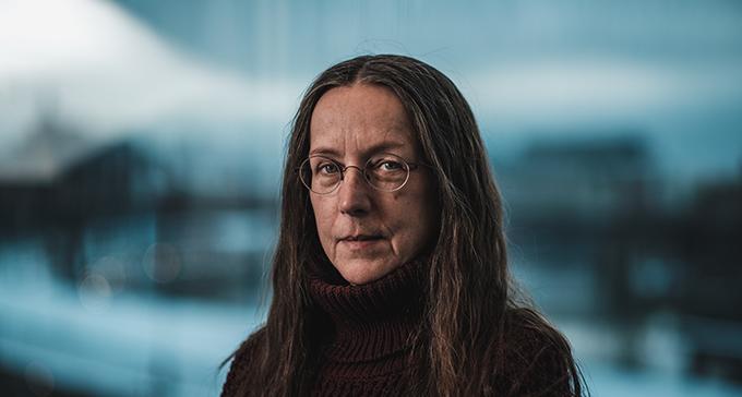 Marianne Seid. Foto: Jonas André